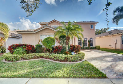 Davie Single Family Home Contingent: 13754 S Garden Cove Circle