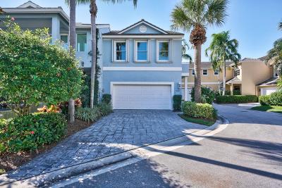 Jupiter FL Townhouse For Sale: $1,400,000