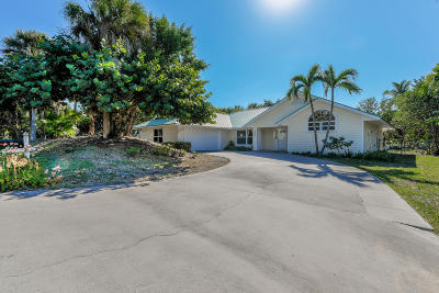 Vero Beach Single Family Home Contingent: 2225 Silver Sands Court