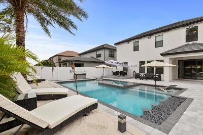 Lake Worth Single Family Home For Sale: 5739 Sandbirch Way