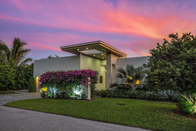 Delray Beach Single Family Home For Sale: 907 Hibiscus Lane