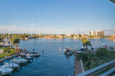 Delray Beach Condo For Sale: 951 Spanish Circle #443-F