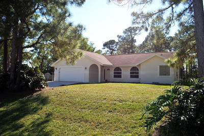 West Palm Beach Single Family Home For Sale: 13256 80th Lane