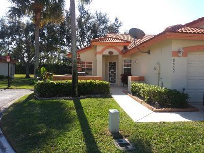 Delray Beach FL Single Family Home For Sale: $259,900