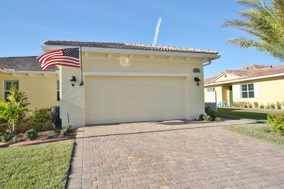 Port Saint Lucie Single Family Home For Sale: 21042 SW Modena Way