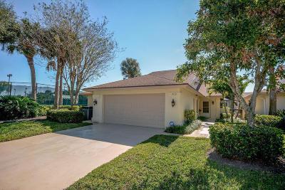 Jupiter Single Family Home Contingent: 302 River Edge Road