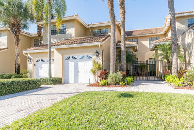 Boca Raton Condo For Sale: 22791 Trelawny Terrace #D