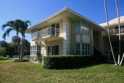Boca Raton Condo For Sale: 1299 S Ocean Boulevard #T1