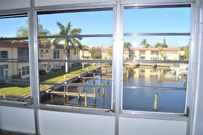Martin County Condo For Sale: 2600 S Kanner Highway #P9
