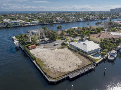 Fort Lauderdale FL Residential Lots & Land For Sale: $1,680,000