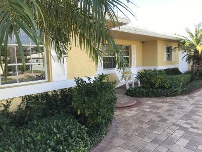 Palm Beach Single Family Home For Sale: 324 Cascade Lane