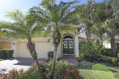 Port Saint Lucie Single Family Home Contingent: 7632 Greenbrier Circle
