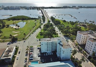 Lake Worth Condo For Sale: 1 Golfview Road #105