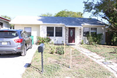 Single Family Home For Sale: 1104 W 26th Street