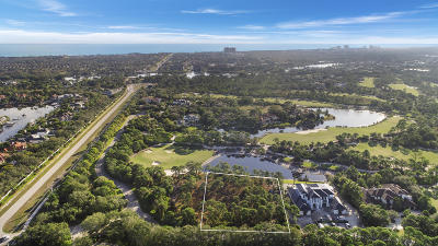 Jupiter Residential Lots & Land For Sale: 228 Bears Club Drive