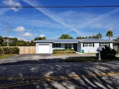 Delray Beach Single Family Home For Sale: 5 NE 16th Street