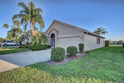 Delray Beach Single Family Home For Sale: 7675 Stirling Bridge Boulevard