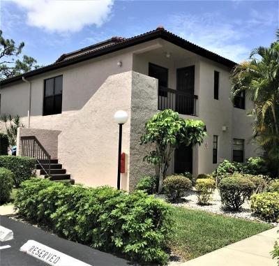 Boca Raton Condo For Sale: 21553 Cypress Hammock Drive #43b