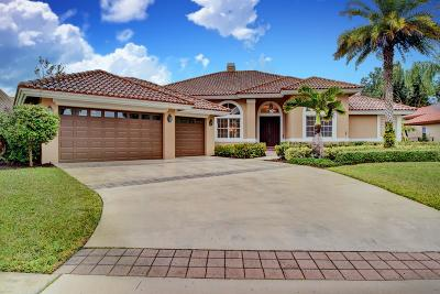 Broward County Single Family Home For Sale: 3158 Inverness