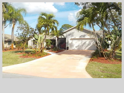 Port Saint Lucie Single Family Home For Sale: 2485 SE Wishbone Road