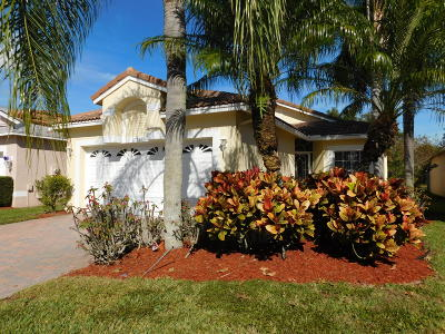 Boynton Beach Single Family Home For Sale: 7753 Cherry Blossom Street