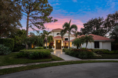Boca Raton FL Single Family Home For Sale: $1,895,000