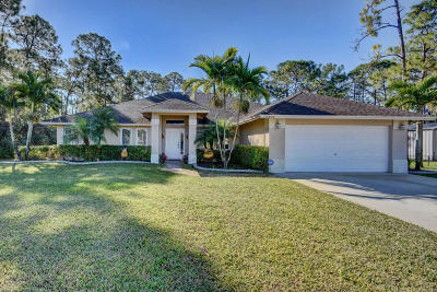 Loxahatchee Single Family Home For Sale: 16824 86th Street
