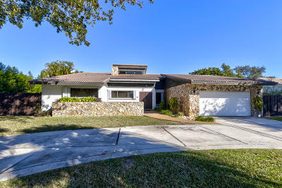 Coral Springs Single Family Home For Sale: 10119 NW 2nd Street