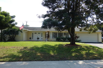 Lake Worth FL Single Family Home For Sale: $449,000