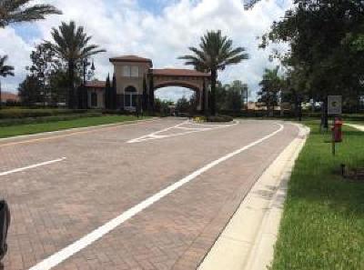 Delray Beach Single Family Home Contingent: 14931 Via Porta