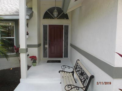 Jupiter Single Family Home For Sale: 11922 171st Lane