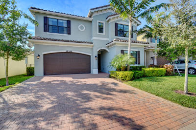 Delray Beach Single Family Home For Sale: 14175 Paverstone Terrace