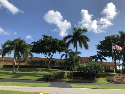 Delray Beach FL Condo For Sale: $138,000