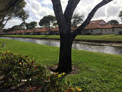 Delray Beach FL Single Family Home For Sale: $252,000