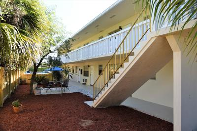 Lake Worth Condo For Sale: 417 K Street #6b