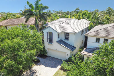 Palm Beach Gardens Single Family Home For Sale: 1029 Vintner Boulevard