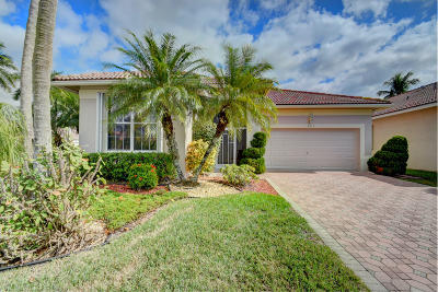 Boynton Beach FL Single Family Home For Sale: $229,999