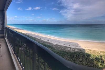 Jensen Beach Condo For Sale: 9940 S Ocean Drive #609