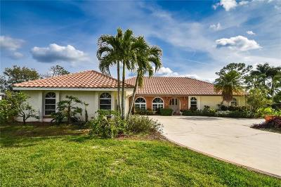 Palm City Single Family Home For Sale: 5272 SW Bimini Circle