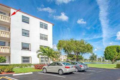 Boca Raton Condo For Sale: 4037 Guildford C