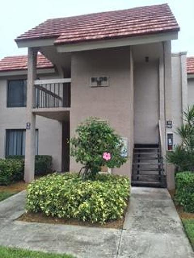 Boynton Beach FL Condo For Sale: $199,000