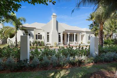 Gulf Stream, Ocean Ridge Single Family Home For Sale: 3420 Ocean Boulevard