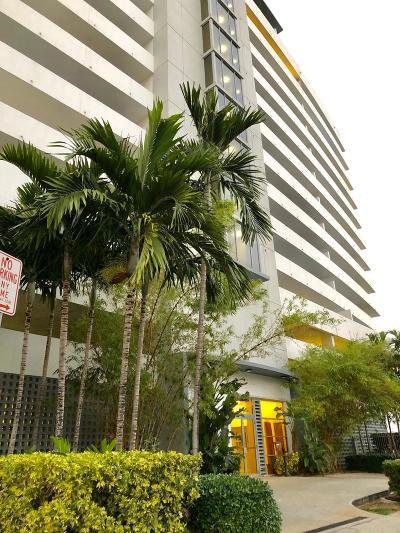 Miami-Dade County Condo For Sale: 36 NW 6 Avenue #902