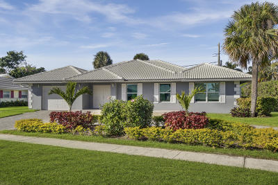 Boca Raton FL Single Family Home For Sale: $899,990