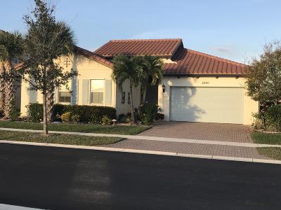 Broward County, Palm Beach County Single Family Home For Sale: 2320 Bellarosa Circle