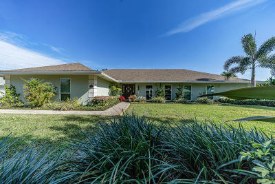 Tequesta FL Single Family Home For Sale: $749,000