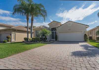 Boynton Beach FL Single Family Home For Sale: $415,000
