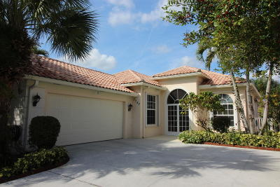 West Palm Beach FL Single Family Home For Sale: $379,900