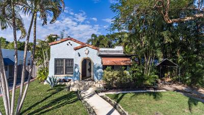 West Palm Beach FL Single Family Home For Sale: $499,500