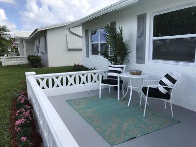 Boynton Beach Rental For Rent: 1914 SW 12th Avenue